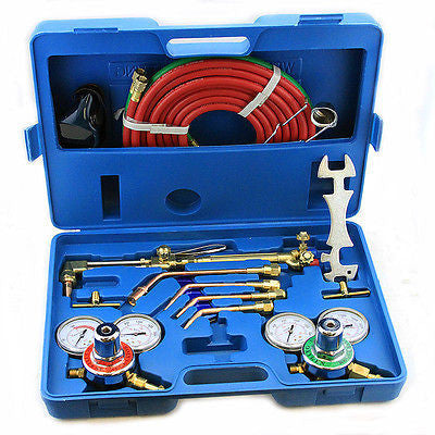 Victor Style Welding Torch Kit UL Listed - tool