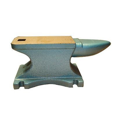 55 Pound Metal Cast Iron Anvil - tool