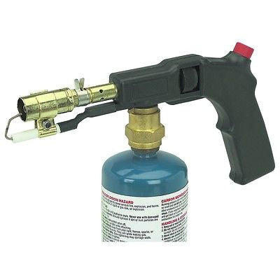 Electric Start Push Start Starter Button Propane Torch - JABETC