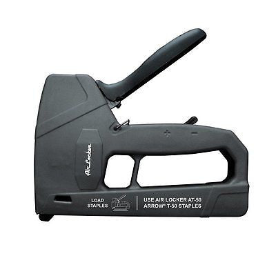 Hand Manual Stapler for Upholstery T-50 Combination 18 Gauge Brad Nailer Gun - JABETC