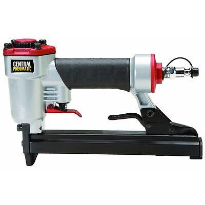 Air Powered Power Stapler for T50 T-50 Upholstery Craft Insulation Carpet Fabric - tool