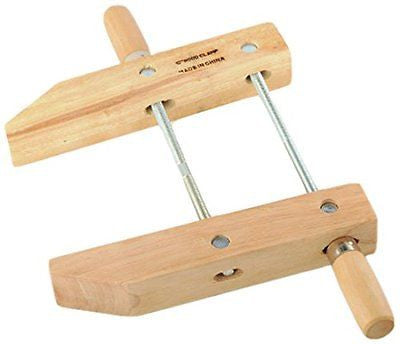 "10"" Wooden Hand Speed Parallel Clamp for Woodworking - JABETC"