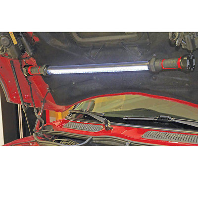 Led Mechanics Hanging Under The Hood Auto Work Light Bar Lamp Underhood Kit - tool