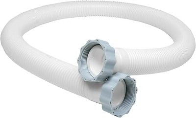Replacement Heavy Duty Pump Hose for Intex Swimming Pool Part Threaded Coupler - JABETC