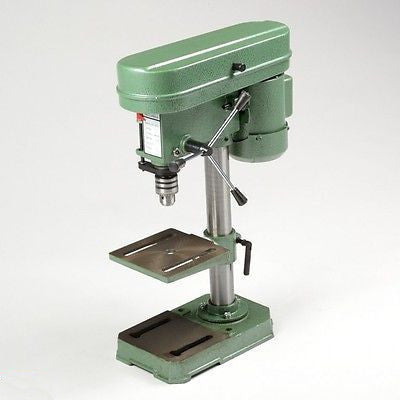Table Top Electric Power Bench Top Table Hobby Drill Press Small Size Drillpress - JABETC - 1