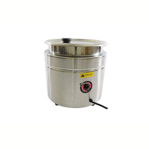 Stainless Steel Soup / Food Warmer - tool
