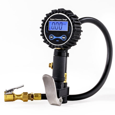 Electronic Digital Tire Gauge Air Filler