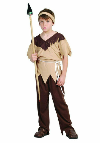 Boy's Indian Costume Outfit - tool