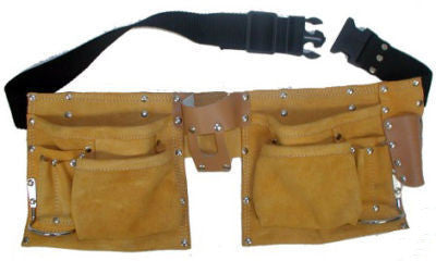 Leather Tool Belt - tool