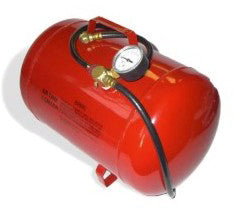 Portable Compressed Air Storage Tank - tool