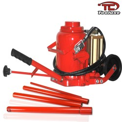 50 Ton Air Hydraulic Bottle Jack - tool