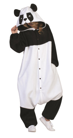 Adult Panda Bear Costume - tool