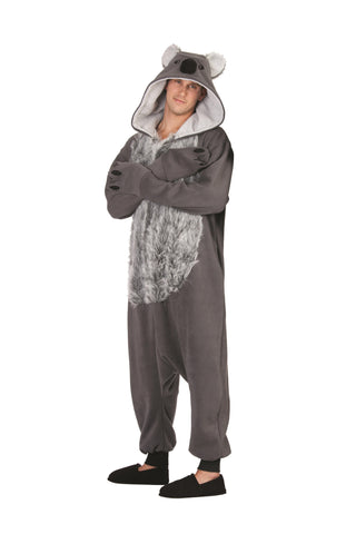 Adult Koala Bear Costume - tool