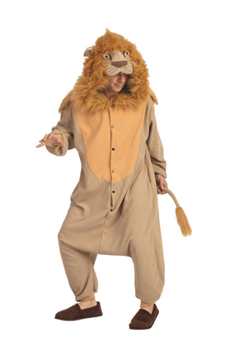 Adult Lion Costume Outfit - tool