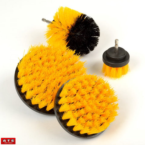Cleaning Brush Set for Drill