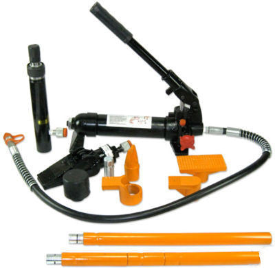 4 Ton Hydraulic Portapower Set Auto Body Tool Kit - tool