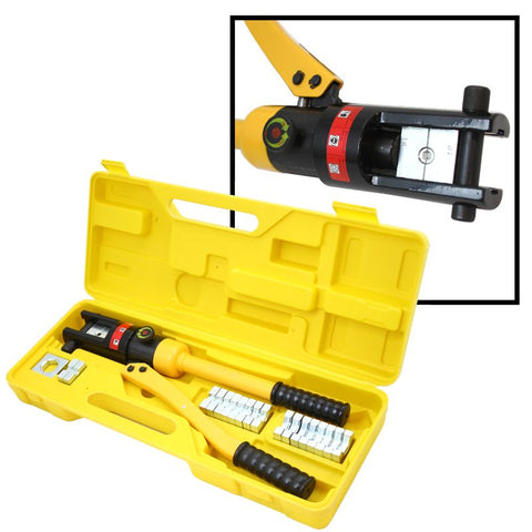 Hydraulic Hand Cable Crimper Tool