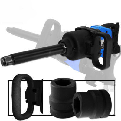 "1"" Drive Air Powered Truck Tire Impact Wrench Gun - tool"