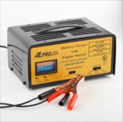 Portable Auto Battery Charger With Boost Starter - tool