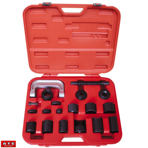 Deluxe Heavy Duty Ball Joint Service Tool Set - tool