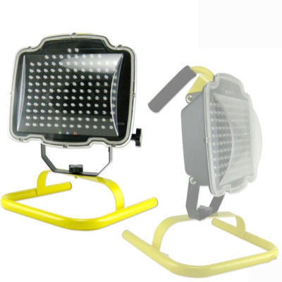Portable Led Rechargeable Battery Operated Cordless Job Work Light Lamp Spot - tool