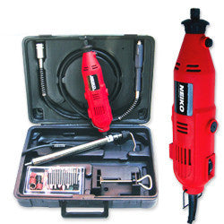 High Speed Rotary Die Grinder Carving Grinding Tool with Flexible Shaft Kit - tool