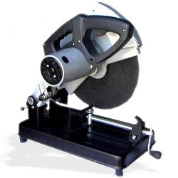 "14"" Electric Metal Cutting Abrasive Steel Power Cut-Off Steel Chop Saw Tool - JABETC"