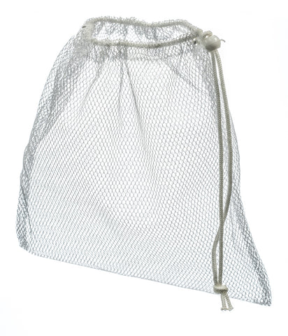 3PC Large Drawstring Netted Mesh Laundry Bags - tool