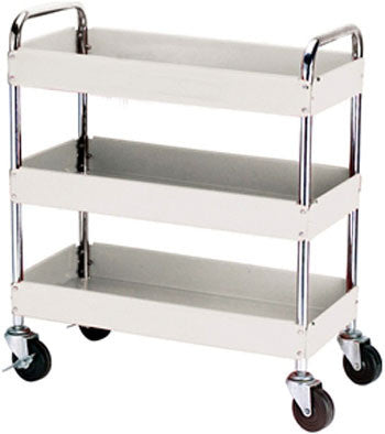 Rolling Mobile Steel Utility Tool Service Cart Truck - JABETC