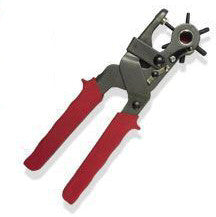 Leather Belt Rotary Hand Hole Punch Plier Tool Punches - tool