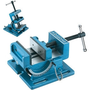 "4"" Small Angle Tilting Vise for Drill Press - tool"