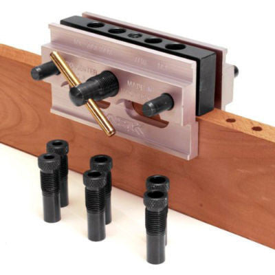 Self Centering Doweling Drill Jig - tool