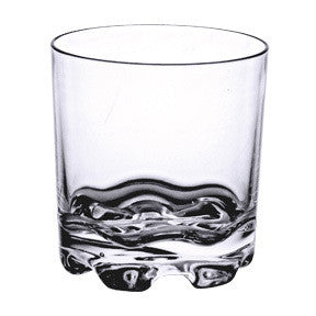 Polycarbonate Plastic Unbreakable Rock Cocktail Glass Glasses for Bar - JABETC