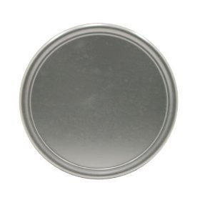 "22"" Round Aluminum Pizza Tray Pan Serving Plate - JABETC"