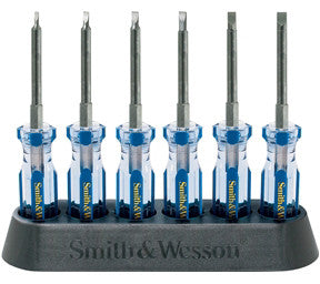 Smith & and Wesson Gunsmithing Screw Driver Set Kit Screwdriver Tool Gunsmith - tool