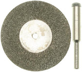 Mini Diamond Cut-Off Wheel for Dremel Rotary Tool - tool