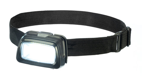Lighted LED Head Band Strap On Work Light - tool