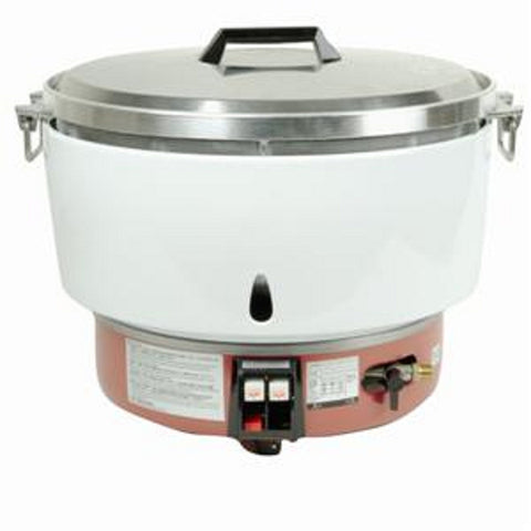 Large Natural LP Gas Rice Cooker Warmer Pot - tool