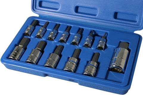 Metric Hex Socket Set - JABETC - 1