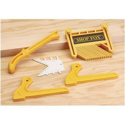 5 Piece Woodworking Machinery Tool Safety Kit Push Stick Block Featherboard Set - tool