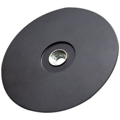 "7 "" Rubber Backup Backing Polish Polishing Buffer Pad for Electric Polisher - JABETC"