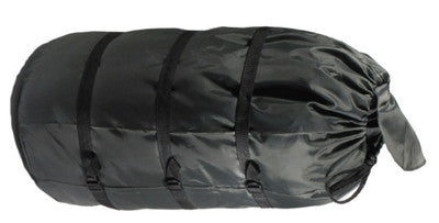 Sleeping Bag Storage Carrying Carry Container Bag Compression Sack Holder - JABETC