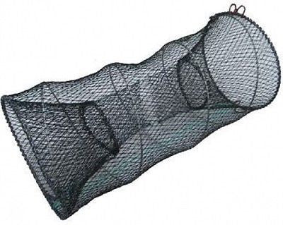 Prawn Cray Live Fish Fishing Trap Lobster Crab Shrimp Bait Cage Fishing Net Pot - tool