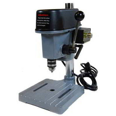 Miniature Size Tabletop Electric Power Bench Top Table Hobby Drill Press Tool - JABETC - 1