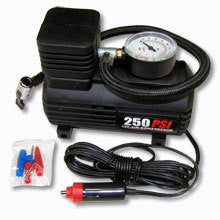 Portable 12V Bike Car Auto 12 Volt Tire Inflator Air Filler Mini Compresser Pump - tool