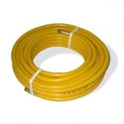 "25 Foot 3/8"" ID 1/4"" Thread Air Compressor Hose - JABETC"