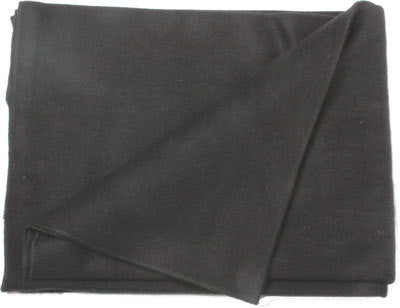 Grey Wool Blanket Camp Camping Military Emergency Army Style - JABETC
