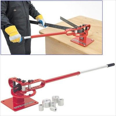 Bench Mounted Manual Pipe & Tubing Bender - tool