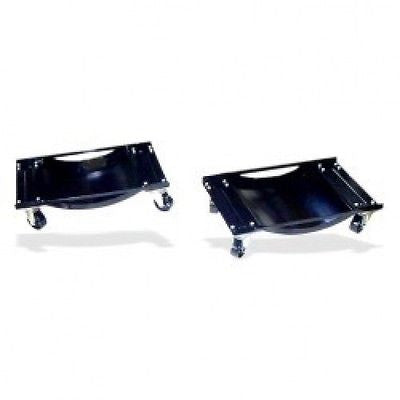 Pair of Rolling Moving Storage Dolly for Car Wheel Tire - tool