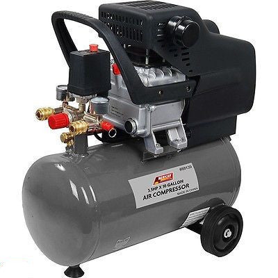 Portable 10 Gallon Air Compressor - tool